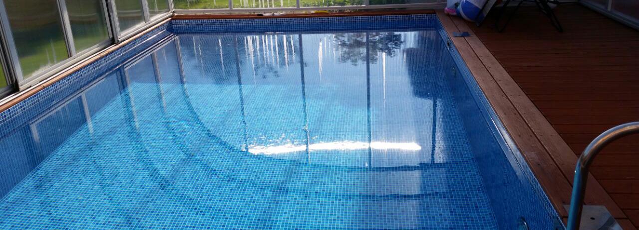 Как обеззаразить бассейн в домашних условиях